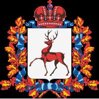 Герб Нижегородской области