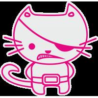 Пират кот