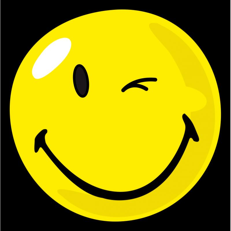 Картинки смайлики с улыбкой, днем
