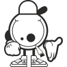 Мультяшный персонаж Designs