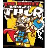 The mighty ninja thor - Могучий ниндзя Thor