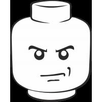 Lego head - Голова лего