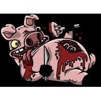 Самопожирающая свинья