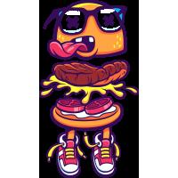 Живой сэндвич