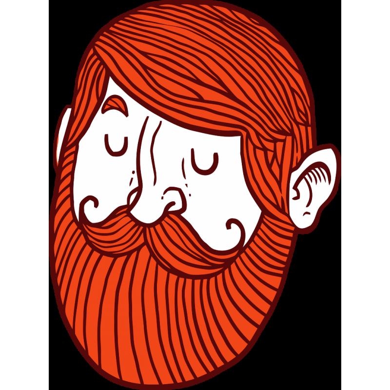Картинки борода для детей