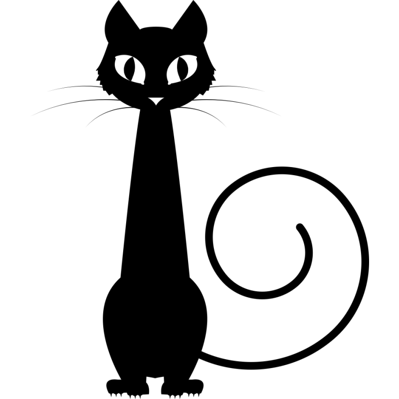 рисунки черно белые игрушки для кошек подмаренник