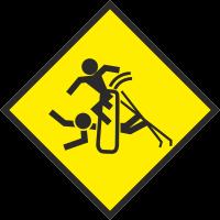 Бешенный сноубордист