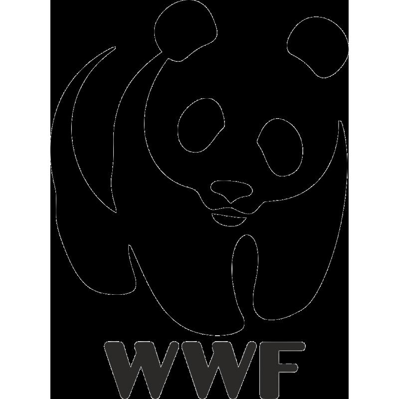 Панда картинка эмблема