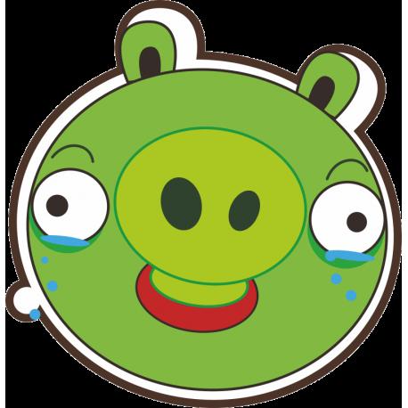 Рядовой Свин (Обычная свинья) из Angry Birds – Злые Птицы