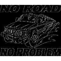 No road, No problem - Нет дороги, нет проблем