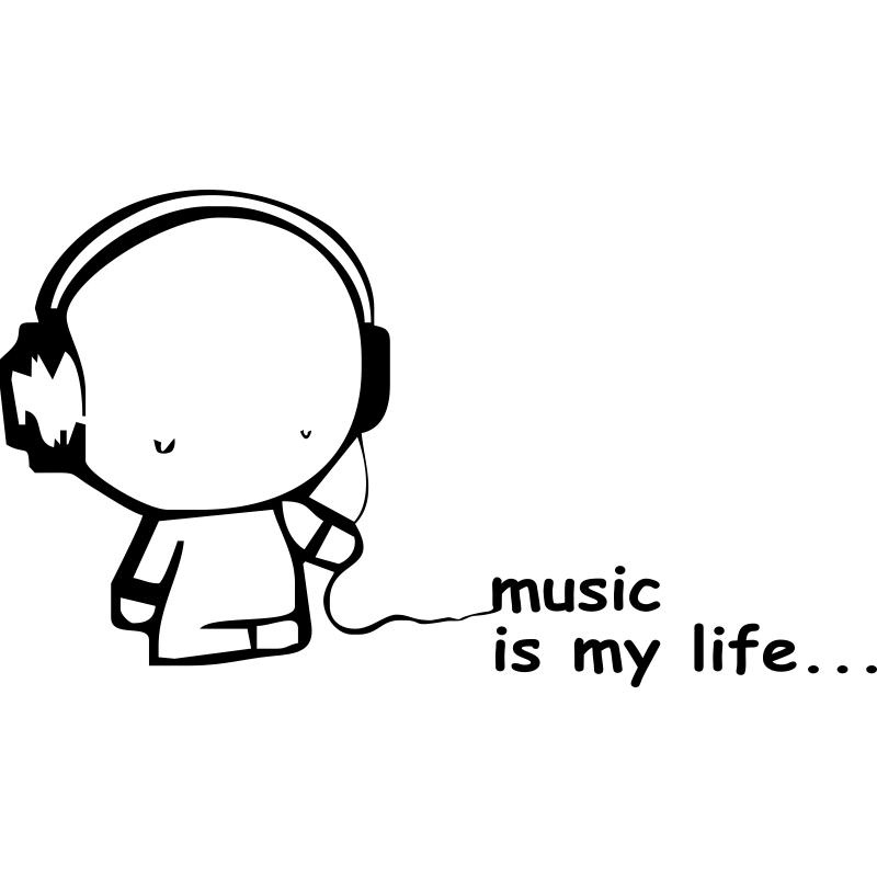 Музыка моя жизнь в картинках