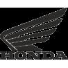 Honda - Хонда мото логотип левый