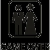 Game Over - Конец игры
