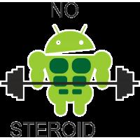 No steroid - Нет стероидам