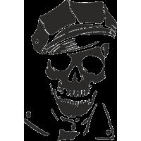 Скелет моряка