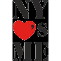 NY is me / Нью-Йорк - это я