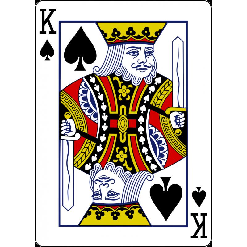 Картинка короля пикового