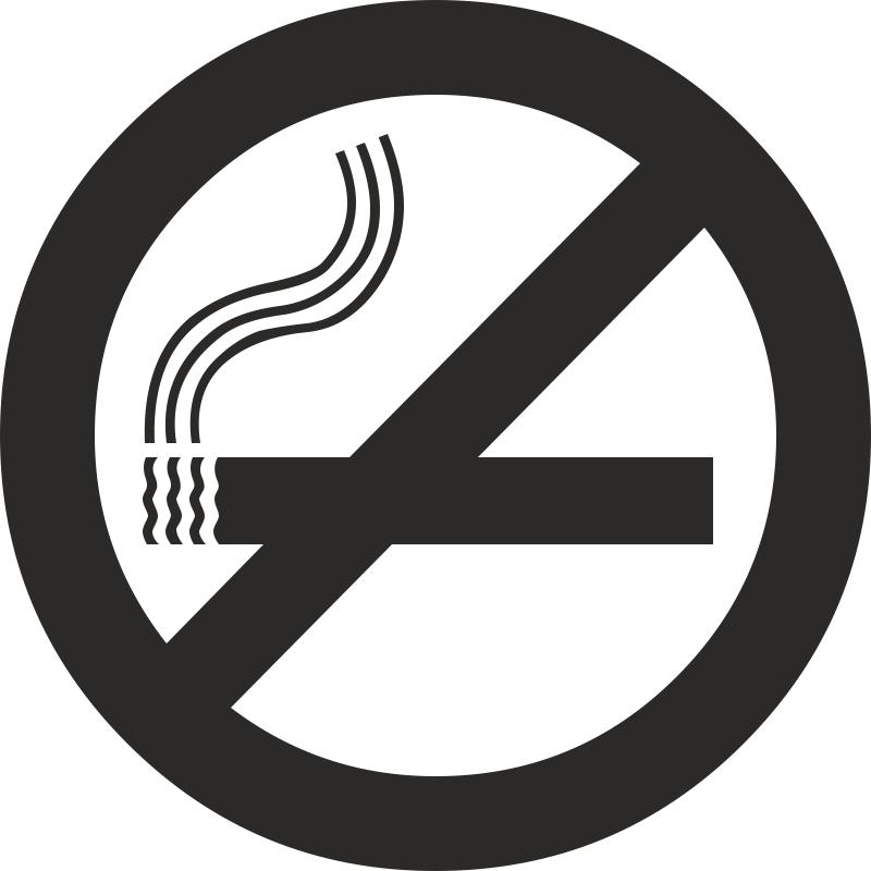 Картинки знака запрет курения