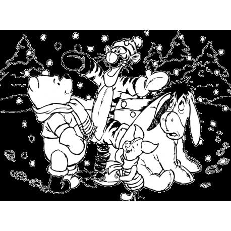 Персонажи историй о Винни-Пухе