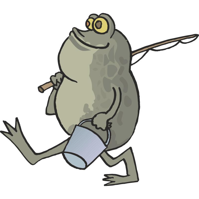 Картинки анимашки с лягушками