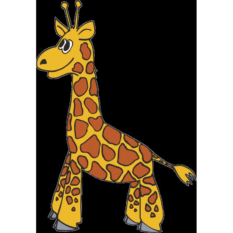 Днем, картинки жирафа для детей нарисованные