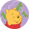 Винни-Пух из мультфильма