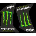 Ninja Monster Energy