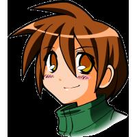 Девушка из аниме