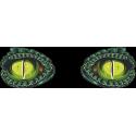 Глаза рептилии