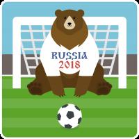 Медведь Вратарь