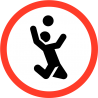 Футболист (Знак для автомобиля)