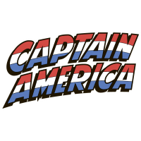 Классический логотип Капитана Америки