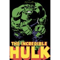 Классический Халк из Комиксов (The Incredible Hulk)