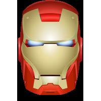 Шлем Железного Человека (Iron Man)