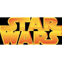 Логотип Звездные Войны (Star Wars)