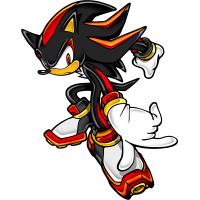 Ёжик Тень (Shadow The Hedgehog)