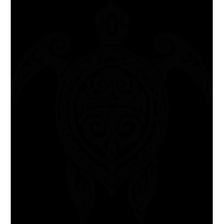 Черепаха Маури Узор Татуировка