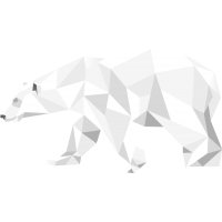 Граненые Животные: Белый Медведь
