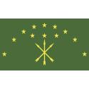 Флаг Адыгеи
