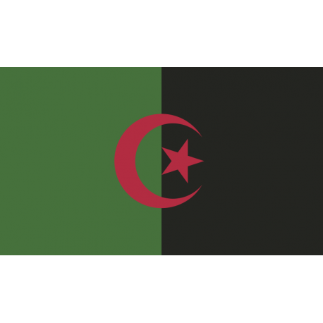 Флаг Алжирии