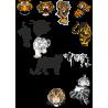 Набор Тигров