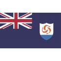 Флаг Ангильи