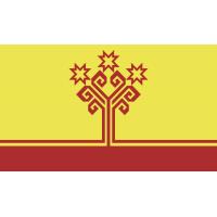 Флаг Чувашии