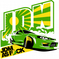Jdm as Fuck