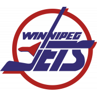 Логотип Winnipeg Jets - Виннипег Джетс