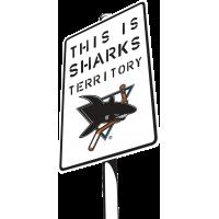 Логотип San Jose Sharks- Сан-Хосе Шаркс