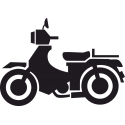 Скутер-мотороллер