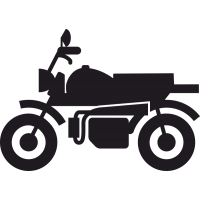 Мотоцикл Dual - Sport