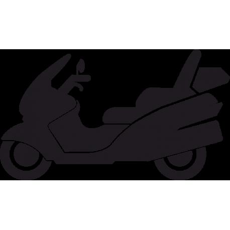 Мотоцикл Турист