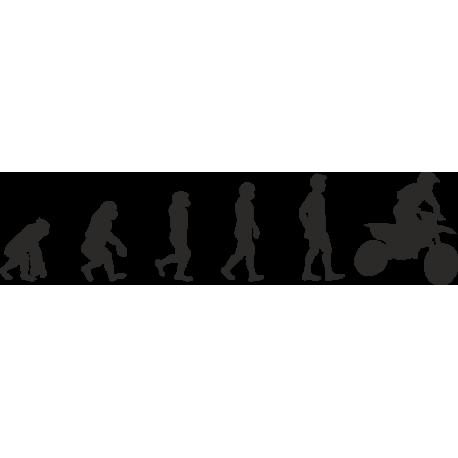 Эволюция от обезьяны до Гонщика 2